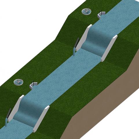 Multi-irrigation KCT